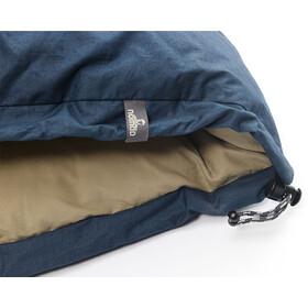 Nomad Blazer Classic Saco de dormir, dark navy/dark sand